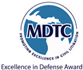 MDTC Excellence in Defense Award
